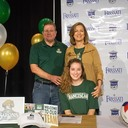 2/4 -  National Signing Day 2020:  Kathryn O'Brien,  Franciscan University of Steubenville, Volleyball  Kathryn was a key player on our district champion varsity volleyball team in 2016, earning First Team All District and All State Honorable Mention as a freshman.  Her family moved to Midland her sophomore and junior years, where she made an impact for Midland Christian.  Upon her return to Frassati in 2019 for this, her senior year, Kathryn again helped us earn a district championship, achieved First Team All District and All State Honorable Mention, and also earned a spot on the TAPPS Academic All State team.  Kathryn will be continuing her volleyball career at Franciscan University of Steubenville.